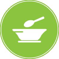 Hướng dẫn nấu cháo bột bước 4