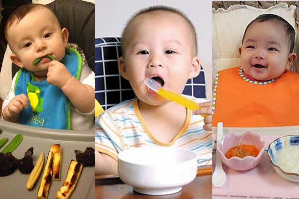 Chọn phương pháp ăn dặm phù hợp cho con bạn