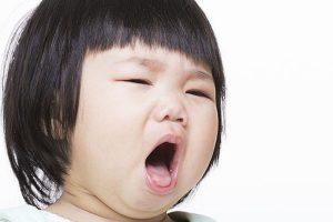 Trẻ cảm ho sổ mũi