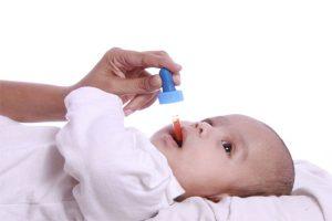 Uống vaccine rotavirus