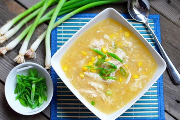 món súp giàu dinh dưỡng giúp trẻ tăng cân
