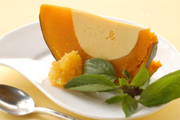 Cách làm bánh flan bí đỏ siêu bổ dưỡng cho bé ăn dặm