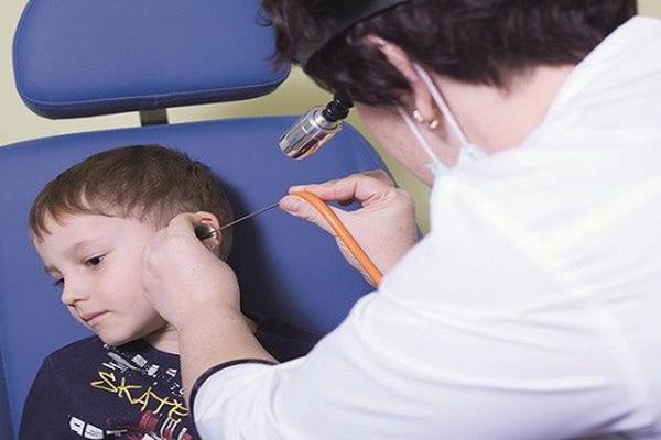 Chữa trị viêm tai giữa