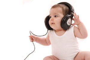 Sự phát triển thính giác của trẻ