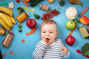 bổ sung vitamin cho bé