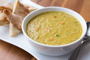 súp rau củ cho bé