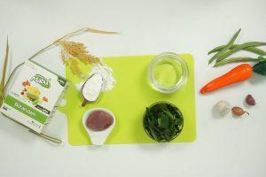 hướng dẫn nấu bột mặn Mabu