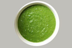 bột rau xanh