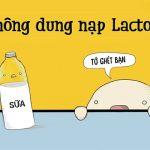 Không dung nạp Lactose ở trẻ